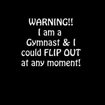 Gymnastics  by kezzamccwill