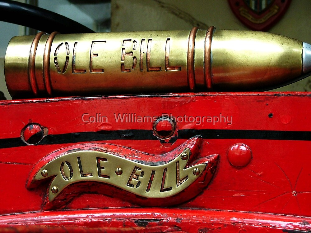 World War 1 London Bus by Colin  Williams Photography