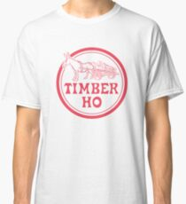 Timber Ho T-Shirt - Phish Song with Trader Joe's Classic T-Shirt