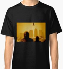 London Docklands The City - Peter Burke Classic T-Shirt