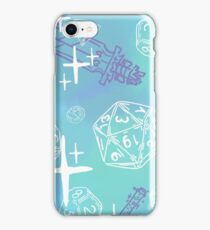 Pretty d&d for babes everywhere-Mermaid Ocean iPhone Case/Skin