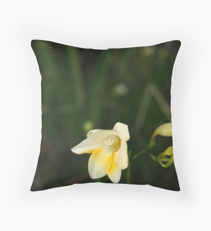 Wildflower Season 5 Throw Pillow