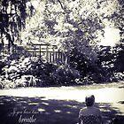Quiet Contemplation - Breathe by Deborah McGrath