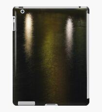 Night Water Abstract 11 iPad Case/Skin