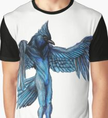 BLUE ANGEL Graphic T-Shirt