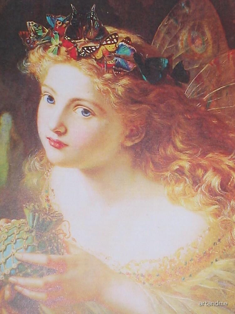 angel by artandme