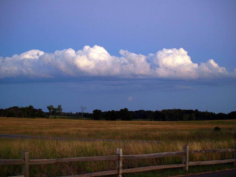 Clouds by babyangel