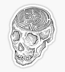 Mind Maze Sticker