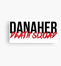 DANAHER DEATH SQUAD Canvas Print