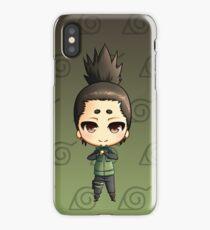 Shikamaru iPhone Case/Skin