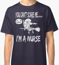 HALLOWEEN T-SHIRT FOR NURSE Classic T-Shirt