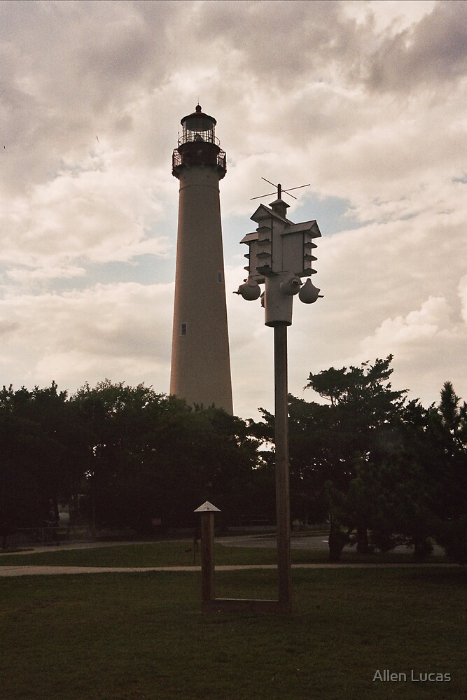 Cape May NJ Lighthouse by Allen Lucas