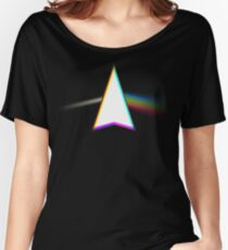 DATA WING #PopCultureReference Women's Relaxed Fit T-Shirt