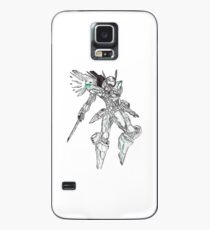 Orbital Frame Jehuty Case/Skin for Samsung Galaxy