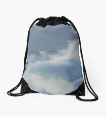 Wild Weather Drawstring Bag