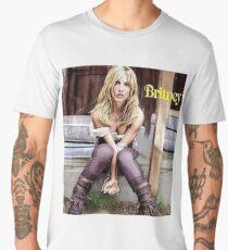 Britney Album Cover Men's Premium T-Shirt