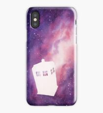 Through Time and Space iPhone Case/Skin