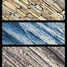 Stone, Water, Wattle and Daub by Craig Watson
