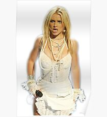BRITNEY WEDDING Poster