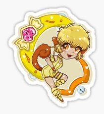 Tokyo Mew Mew Purin + Pudding Rings Chibi Sticker