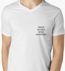 Treat People With Kindness (Black) T-Shirt