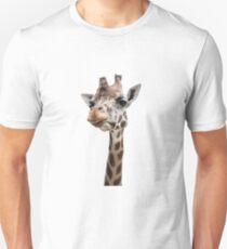 Close-up of a gorgeous giraffe face T-Shirt
