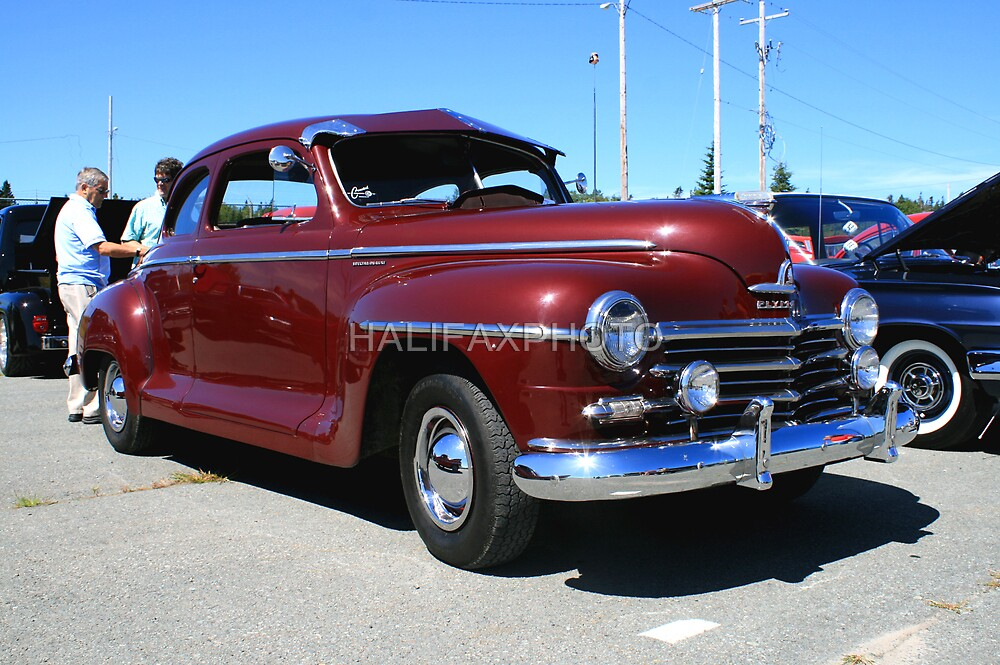 1947 Plymouth by HALIFAXPHOTO