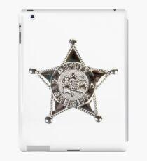 Deputy Sheriff iPad Case/Skin