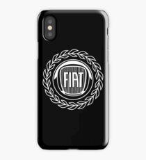 fiat iPhone Case/Skin