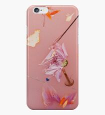 Harry's flowers iPhone 6 Case