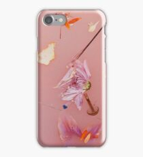 Harry's flowers iPhone 7 Case