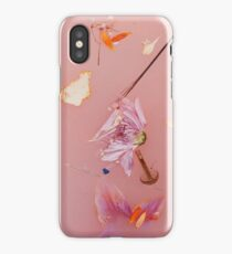 Harry's flowers iPhone Case/Skin