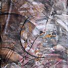 Golden Ratio Abstract, original painting by Dmitri Matkovsky