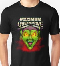 Maximaler Overdrive Slim Fit T-Shirt
