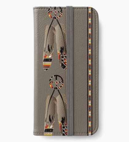 Lakota Design iPhone Wallet