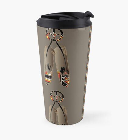Lakota Design Travel Mug