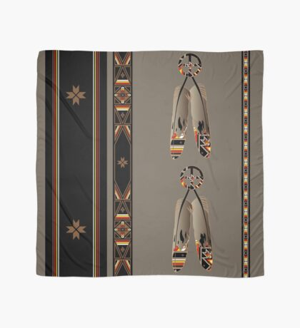 Lakota Design Scarf