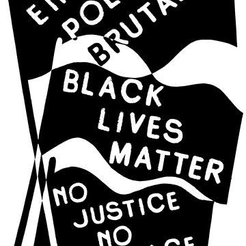 black lives matter by jonosigap
