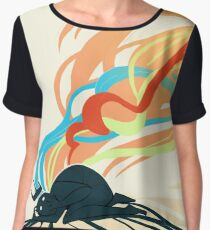 Colorfuel (First Iteration) Women's Chiffon Top
