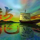 Dragon Waters by shadowlea