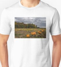 Thanksgiving Goodies on the Farm Field T-Shirt