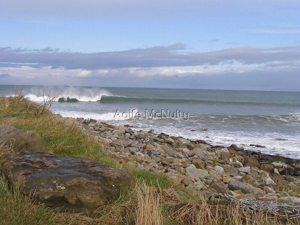 A wave from Mayo! by Aoife McNulty