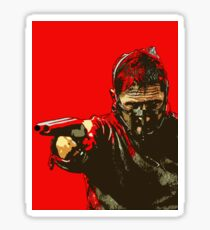 Tom Hardy - Mad Max Sticker