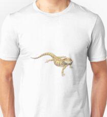 Standard Leatherback Bearded Dragon T-Shirt