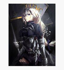 Joan of Arc - Fate/Apocrypha Photographic Print