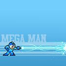 Megaman - Beam by Stevie B