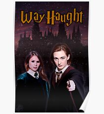 Haughter Than Potter Poster