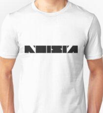 Noisia box logo Unisex T-Shirt