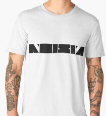 Noisia box logo Men's Premium T-Shirt