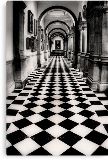Kelvingrove Gallery View by Thistle Images